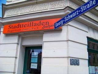 Leutzsch - Frühstück im Stadtteilladen  | Frühstück im Leutzscher Stadtteilladen am 16. 10. 2013 / Foto: Enrico Engelhardt
