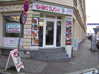 Sushi made in Georg-Schwarz-Straße | Noch bis zum 15. 01. gibt es 15 % Rabatt auf alle Speisen in der GSS 57 / Foto: Enrico Engelhardt