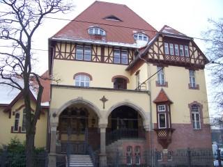 Diakonissenhaus in der Georg-Schwarz-Straße feiert 123. Jubiläum | Im Diakonissenhaus wird das 123. Jahresfest gefeiert / Foto: Enrico Engelhardt