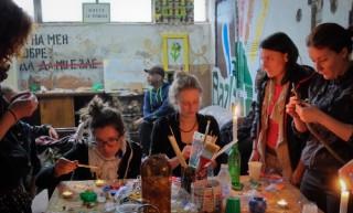 Waste Side Stories - in der Villa Hasenholz | Foto: Anne Laure Paty