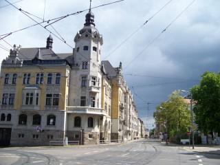 Asylheim ist Thema im Stadtbezirksbeirat  | Im Leutzscher Rathaus trifft sich der SBB Altwest / Foto: Enrico Engelhardt