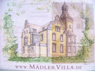 Vergessene Musik in Leutzsch | In der Mädler-Villa wird musiziert  / Foto: Enrico Engelhardt