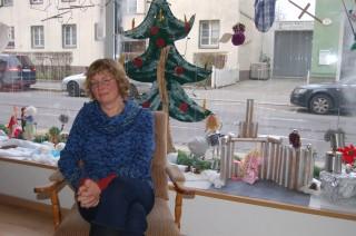 Tüpfelhausen wird zur Töpferwerkstatt | Petra Lippold-Kropp wartet auf kleine und große TöpferInnen / Foto: Enrico Engelhardt