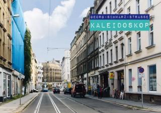 Kaleidoskop Georg-Schwarz-Straße | Grafik: Susanne Stoll