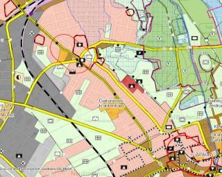 Planwerk für wachsende Stadt des 21. Jahrhunderts - Flächennutzungsplan wirksam | Screenshot http://stadtplan.leipzig.de/