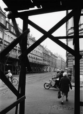 Tafel- und Fotoausstellung zur Geschichte der Georg-Schwarz-Straße im Diakonissenkrankenhaus | Foto: Falk Brunner, Leipzig