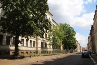 Bildinhalt: Ehemaliges Uhlandgymnasium soll ab Sommer 2016 Oberschule werden |