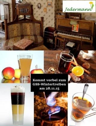 Wintertreiben # 17 - Café, Kneipe, Bar Jedermann |