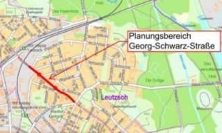 Planfeststellungsverfahren für das Vorhaben Verkehrsbaumaßnahme Georg-Schwarz-Straße |