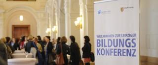 Bildinhalt: 7. Leipziger Bildungskonferenz am 27. Oktober 2016: Inklusive Bildung |