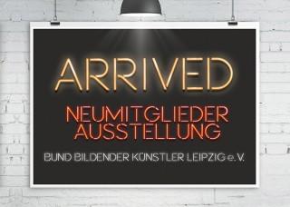 Bildinhalt: Neuzugänge Ausstellung des BBKL | Arrived Ausstellung BBKL