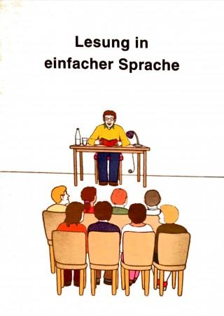 Lesung in einfacher Sprache |