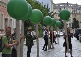 Bildinhalt: Straßenbaumkonzept: Öffentliches Forum am 29. November 2016 | Foto: StadtLabor/ Einenkel Landschaftsarchitektur