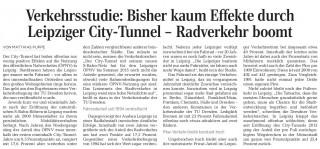 Radverkehr boomt in Leipzig | LVZ 8.12.16