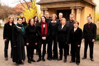 Vokalensemble TonART singt im Leipziger Diakonissenhaus | ensemble TonART