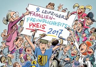Vorschläge + Verstärkung der Kinderjury gesucht- Familienfreundlichkeitspreis | (c) Schwarwel