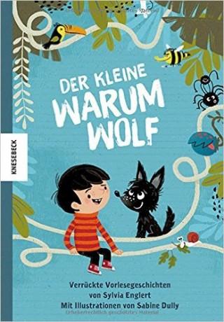 Bildinhalt: Kinderbuchlesung -Der kleine Warumwolf- im Tüpfelhausen |