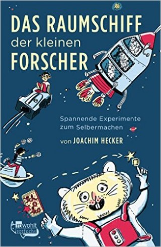 Bildinhalt: Experimente-Lesung für Kinder bei Erfinderkinder |