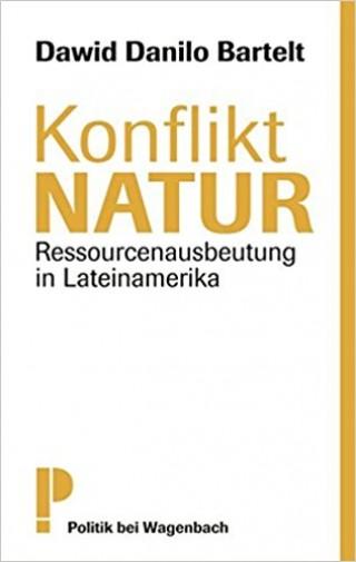 Lesung -Konflikt Natur- bei gemeinsam Grün e.V. |
