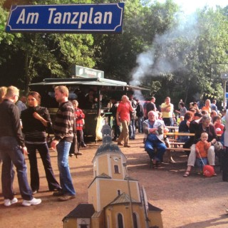 Bildinhalt: 19. Leutzscher Stadtteilfest |
