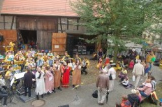 Bildinhalt: 19. Leutzscher Stadtteilfest | Foto: E. Engelhardt