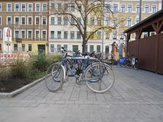 Bildinhalt: Fahrraddiebstahl in Leipzig |