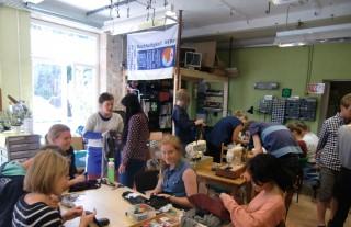Bildinhalt: Café Kaputt –ein Aufruf | Foto: Cafe Kaputt