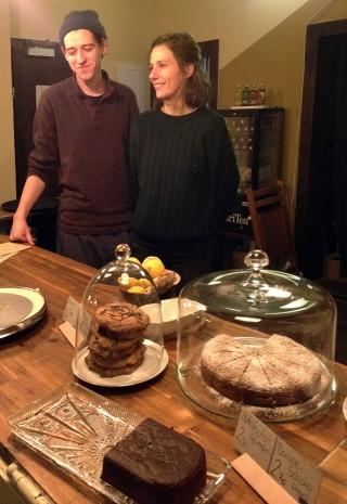 Cafe und Bar  | Raffael Bader und Jana Lüpke