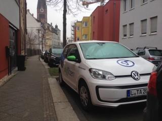 Bildinhalt: Cityflitzer-Start auch in Lindenau  