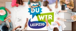 Bildinhalt: Aufruf zur Einreichung von Projektanträgen zum Jahr der Demokratie in Leipzig |