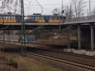Bildinhalt: Kein Beteiligungsverfahren beim Neubau Georg-Schwarz-Brücken | Georg-Schwarz-Brücke