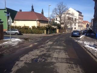 Bildinhalt: Einrichtung Tempo-30-Zone in William-Zipperer-Straße abgelehnt |