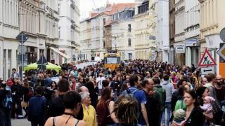Bildinhalt: 9. Georg-Schwarz-Straßenfest |