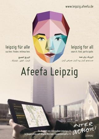 Bildinhalt: Integrationsplattform Afeefa in Leipzig gestartet |