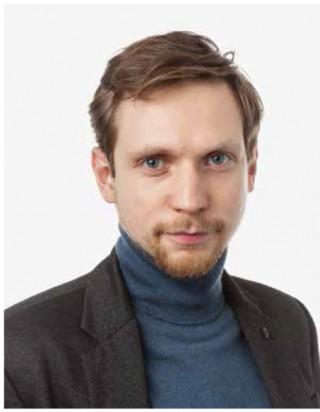 Stadtbezirksbeirat Tobias Möller vorgestellt | SBB Tobias R. Möller/ Foto: Matthias Koch