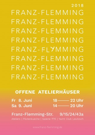 _FRANZ-FLEMMING OFFENE ATELIERHÄUSER _ |