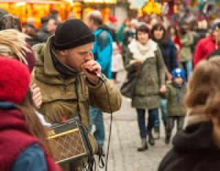 KAOS LoopArt-Festival  | Phonetics Straßenmusik