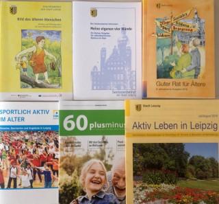 Bildinhalt: Material für Seniorinnen und Senioren |