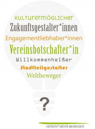Bildinhalt: Qualifizierungsangebot für Engagierte in Leipzig  |