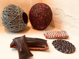 Bildinhalt: Die Workshopreihe -Neue Dinge aus Restmaterialien upcycle it- geht weiter  