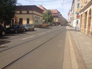 Bildinhalt: Stadtführung durch Lindenau |