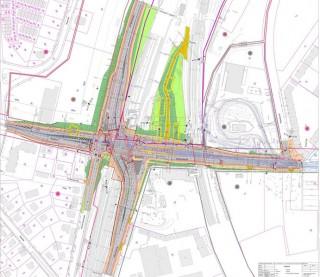 Bildinhalt: Beteiligungsworkschop Bau Georg-Schwarz-Straße   Vorplanung GSBrücken, Stadt Leipzig VTA