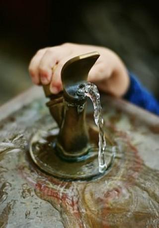 Neue Trinkwasserbrunnen |