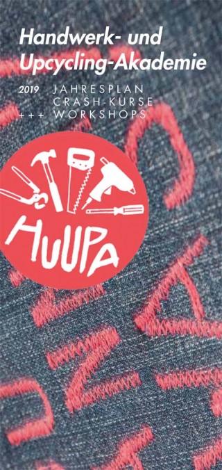 Bildinhalt: HuUpA – die Handwerk- und Upcycling-Akademie geht in die dritte Runde |