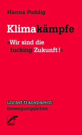 Bildinhalt: Abgesagt! Buchmesselesung von Klimakämpferin |