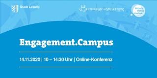 Bildinhalt: Engagement.Campus am Samstag, 14.November 2020 |