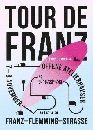 Bildinhalt: Tour de Franz |