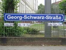 Bildinhalt: 5. Forum Georg-Schwarz-Straße