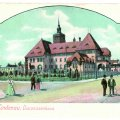 AK Historische Ansicht Diakonissenhaus