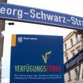 Verfügungsfonds Georg-Schwarz-Straße 2014 startet | Auch 2014 gibt es den Verfügungsfonds für die Georg-Schwarz-Straße / Foto: Enrico Engelhardt